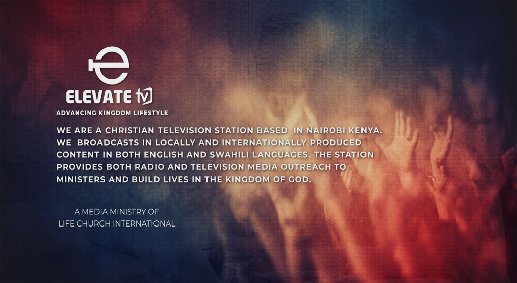 Elevate TV Launching Soon