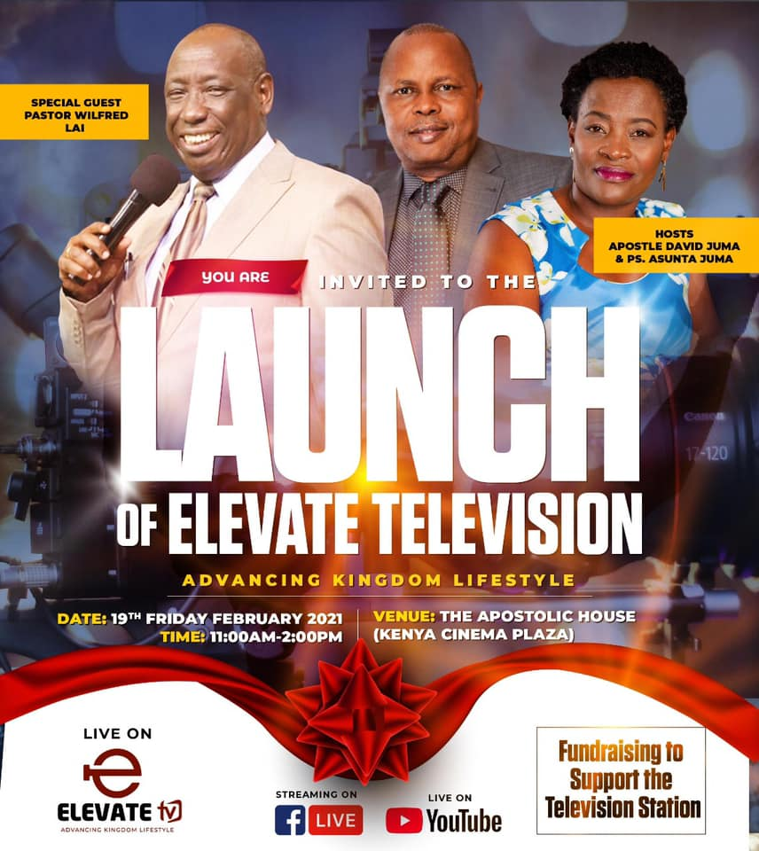 Elevate TV Official Launch